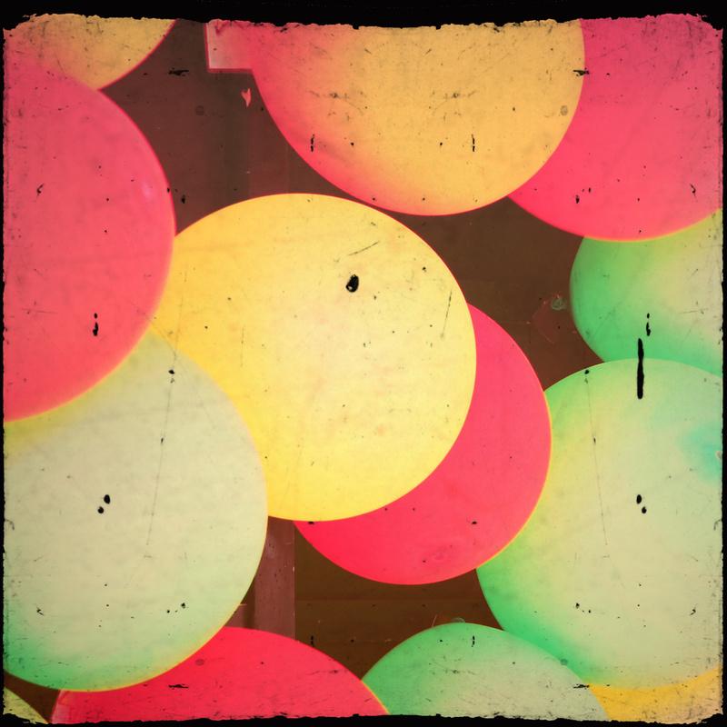 Balloons Art Print by Jacqueline Maldonado | Society6