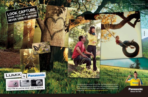 "Panasonic: Life | Ads of the Worldâ""¢"