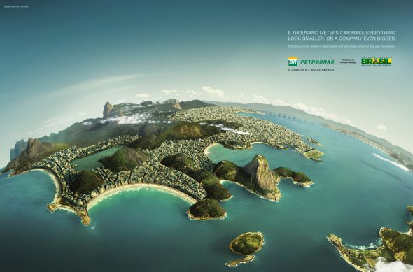 "Petrobras: Rio | Ads of the Worldâ""¢"