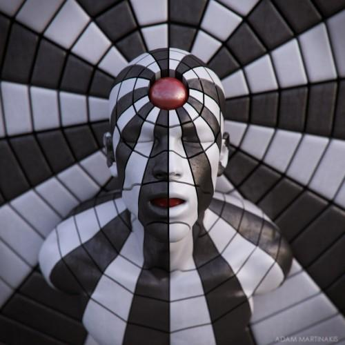 3D Digital Sculptures by Adam Martinakis - What an ART