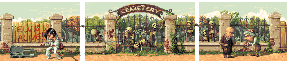 Pixel Art by Yuriy Gusev (AKA Fool) - What an ART