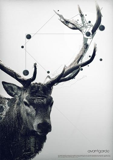 avantgarde on the Behance Network — Designspiration