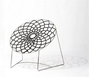 round wicker lounge chair to lie - Lazy Lounge Chair with a Footrest for Your Home Beautiful Garden – HomeDesignCorner.com