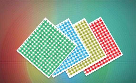 Free Vector Fabric Pattern | creativology.pk