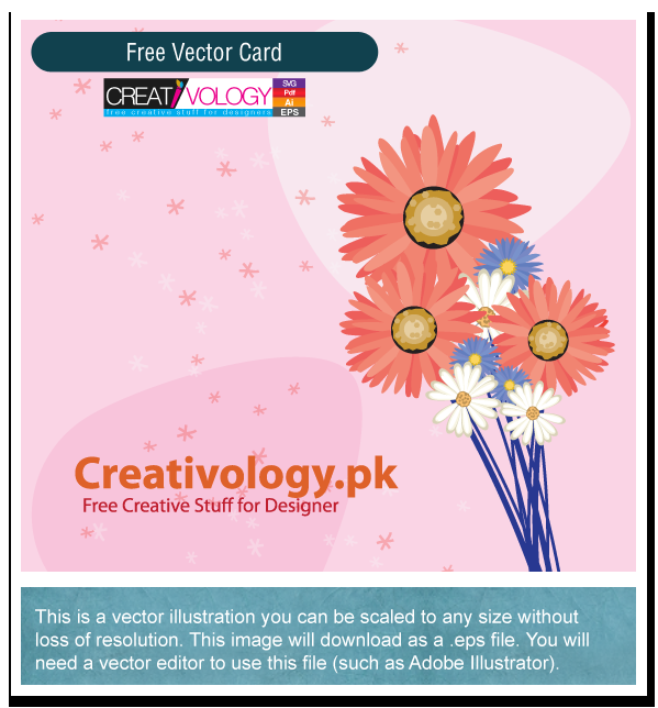 Free Vector Card | creativology.pk