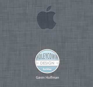 iPhone OSX Lion login wallpaper by Gavin Hoffman [holeycoww]