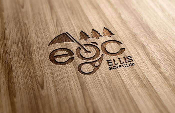 Ellis Golf Club Logo by Luke Jensen at Coroflot.com