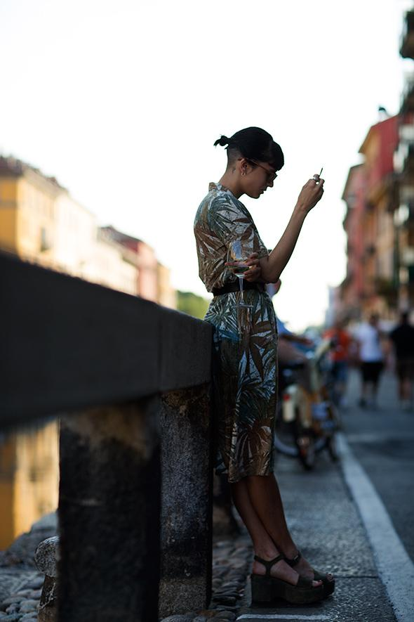 On the Street…..Navigli District, Milan « The Sartorialist