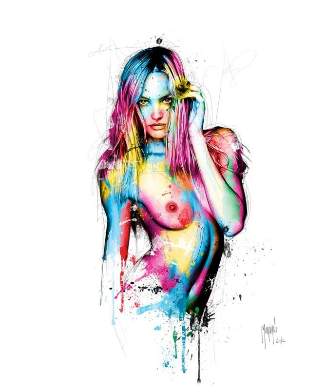 Artists Series #28 - Patrice Murciano | Artists Inspire Artists
