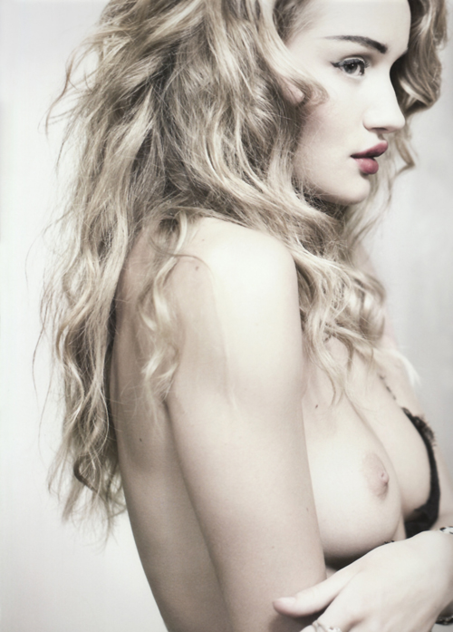 Rosie Huntington-Whiteley | Rankin | 'Ten Times Rosie' - 3 Sensual Fashion Editorials | Art Exhibits - Anne of Carversville Women's News