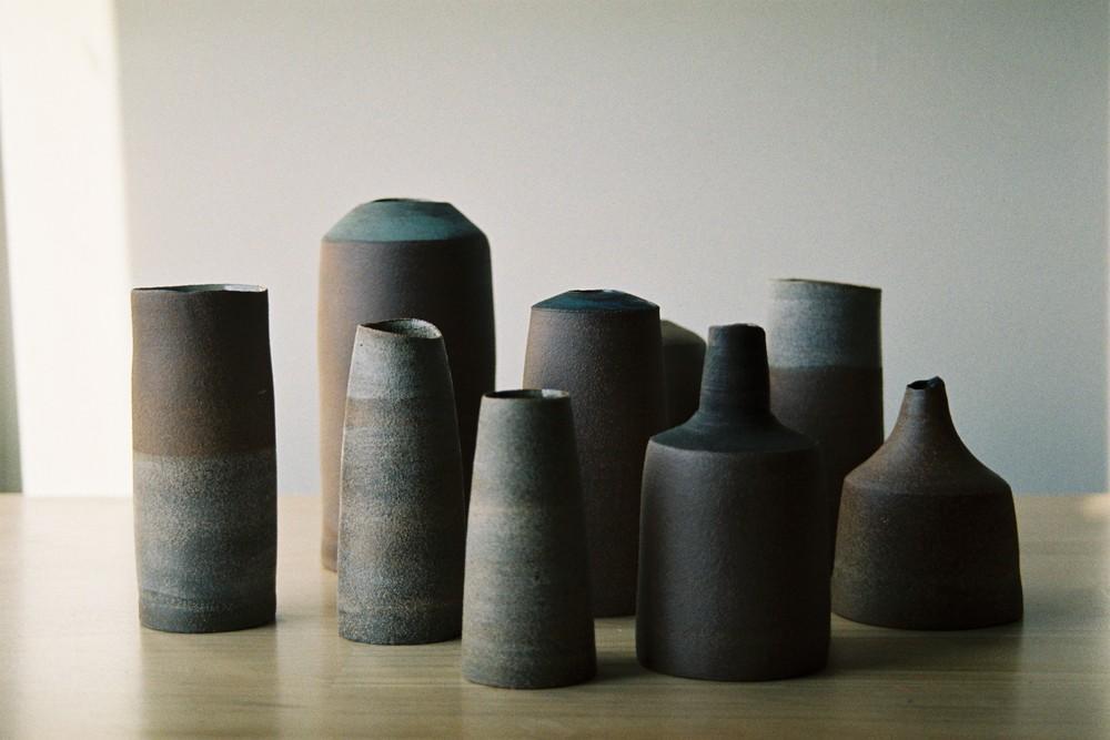 MR KITLY — Tara Shackell Lanscape vase