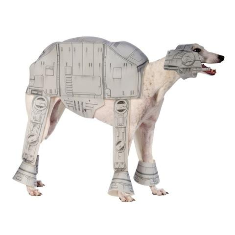 Canine Star Wars: Imperial Walker and more — Lost At E Minor: For creative people