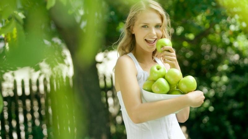 women,green green women depth of field apples 1920x1080 wallpaper – women,green green women depth of field apples 1920x1080 wallpaper – Apple Wallpaper – Desktop Wallpaper
