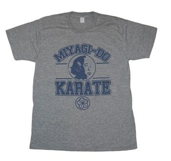 Karate Kid Shirts - Karate Kid Miyagi Do T-Shirts Animation Shops