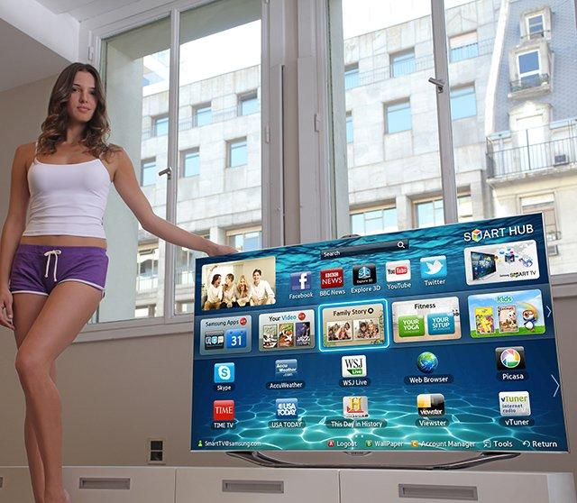 Samsung Smart TV | Fancy Crave