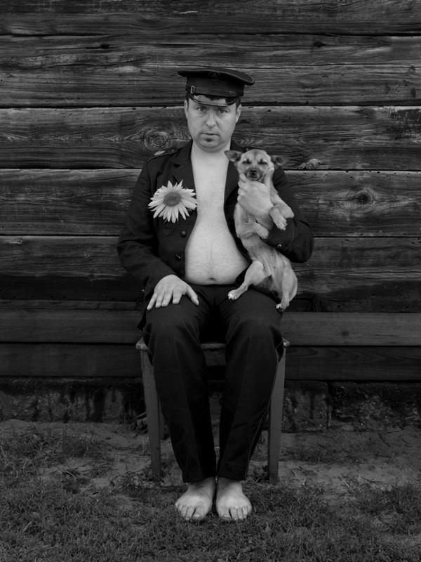 Black and White Portraits by Sebastian Luczywo