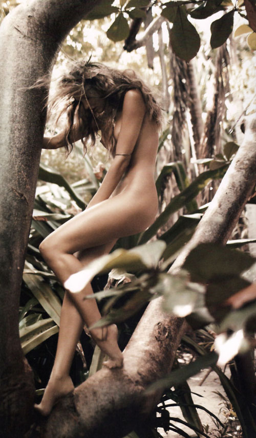 Candice Swanepoel | Russell James | V2 | NSFW - SensualityNews.com - Fashion Editorials, Art & Sensual Living