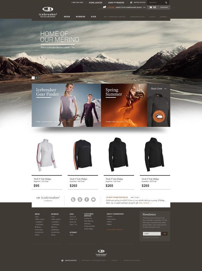 Icebreaker Pitchwork - Tofslie Inc.   The Creative Studio of Edwin Tofslie - Creative Direction, Art Direction, Ideas, Design, Interactive, Web and Maker of Fine Jerky.