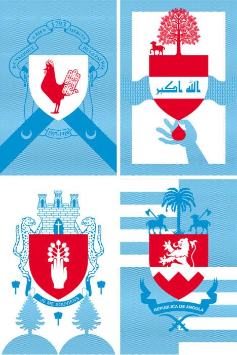 French Heraldry Exhibition   Jules Julien