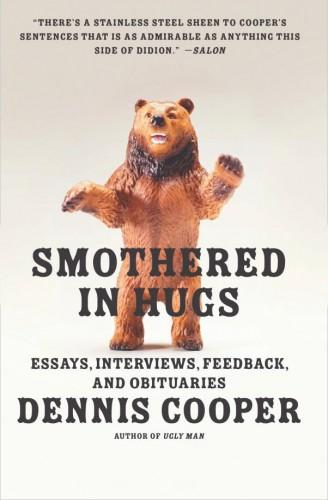 The Book Cover Archive: Smothered in Hugs, design by Milan Bozic