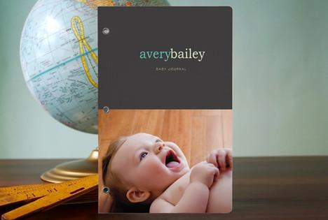 Baby Journals | Minted