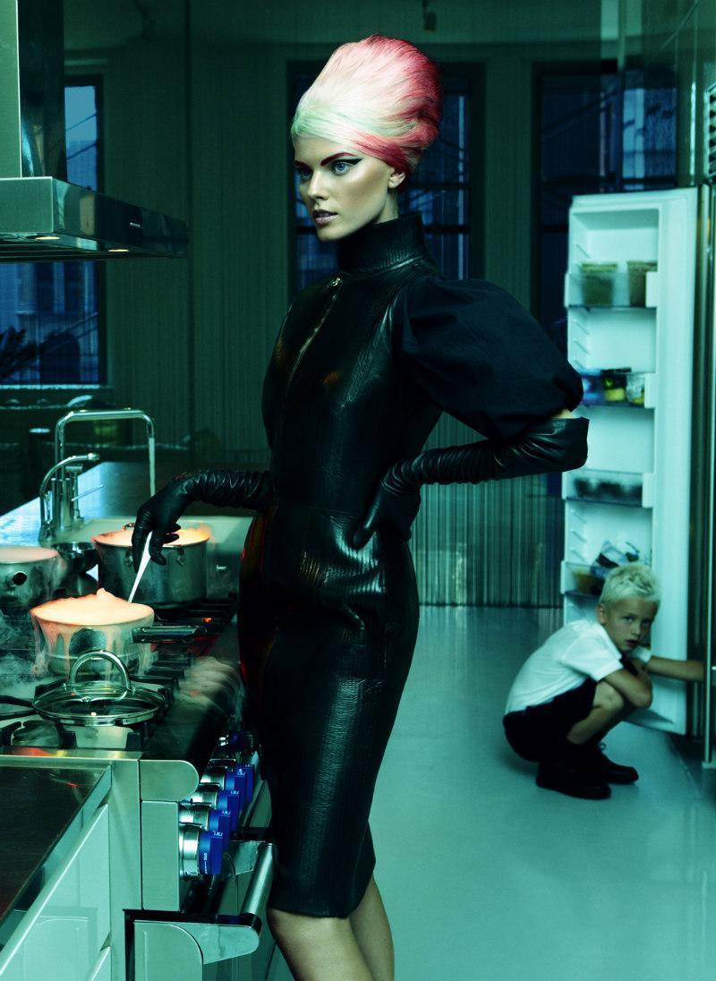 Maryna Linchuk by Greg Kadel