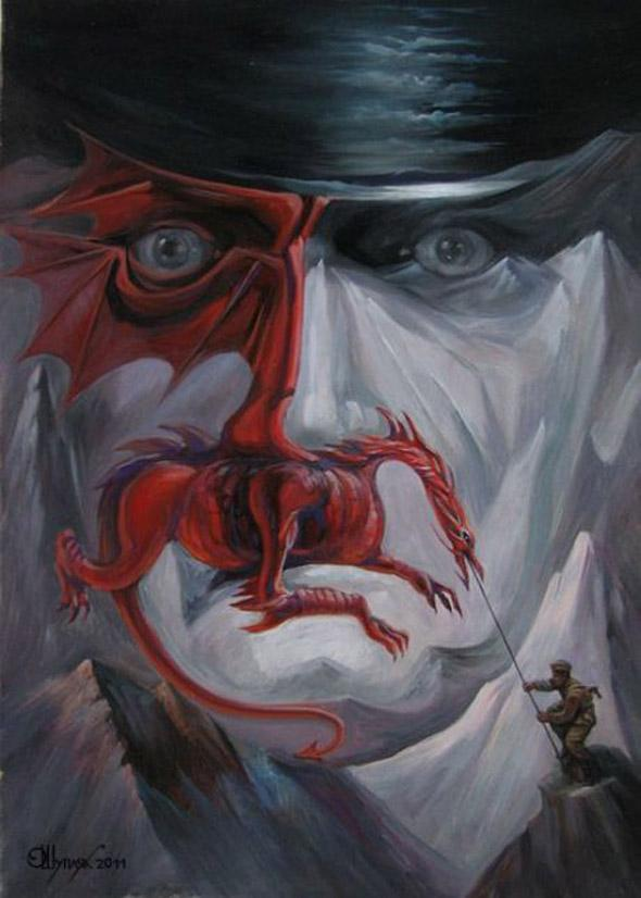 Oleg Shuplyak's Illusory Paintings Oleg-Shuplyak-Hidden-Images-Paintings-4 – Mighty Optical Illusions