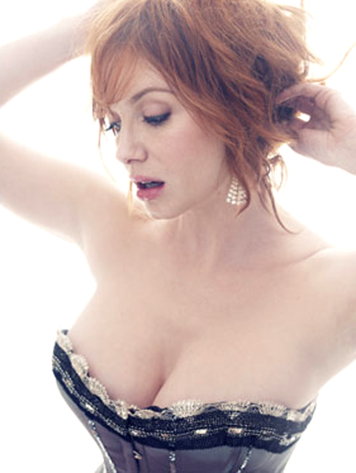 Christina Hendricks Reveals Our Inner Lilith Woman - 4 Body | Beauty | Culture - Anne of Carversville Women's News