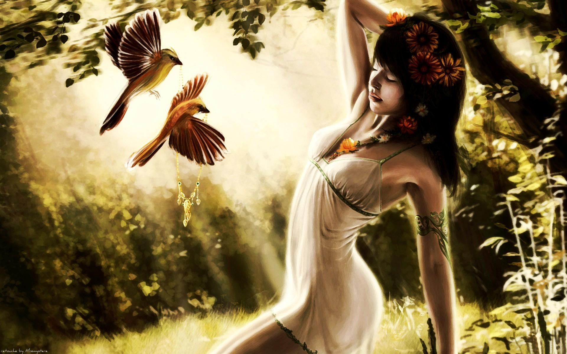 nature babe Wallpaper/Background 1920 x 1200 - id: 185204 - Wallpaper Abyss