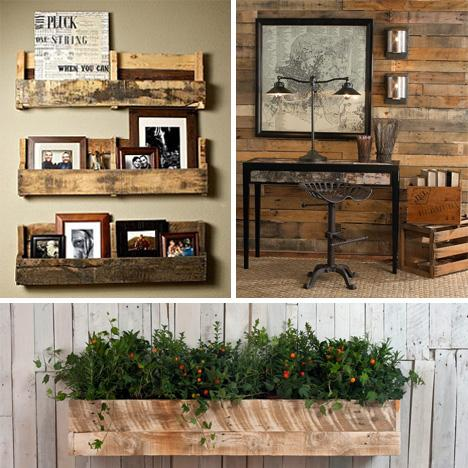 What Are Pallets? 19 DIY Creations That Really Stack Up | WebUrbanist