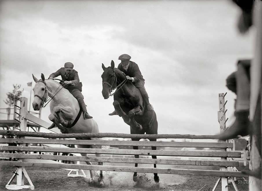 121 Professional Vintage Sport Photos Taken Before 1925