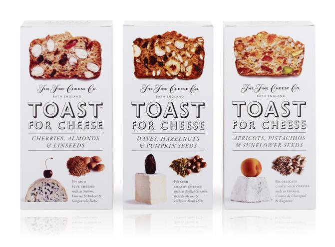 The Fine Cheese Co Toasts for Cheese | Irving & Co