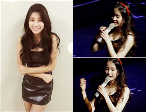 Who wore it better: miss A's Suzy vs IU?