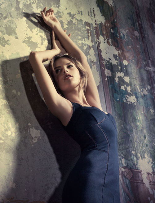 Alessandra Ambrosio | Jacques Dequeker | EyemaskPlease - 3 Sensual Fashion Editorials | Art Exhibits - Anne of Carversville Women's News