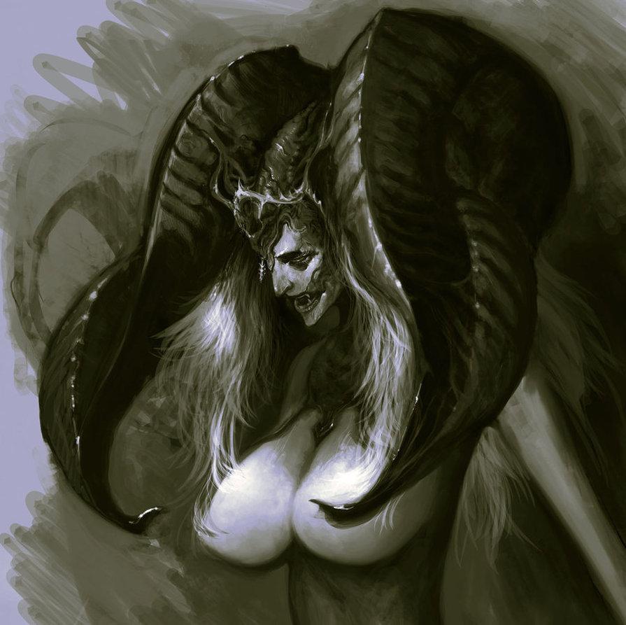 Devil woman by ~masateru