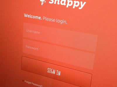 33 Examples of Login Form Designs for your Inspiration - DesignModo