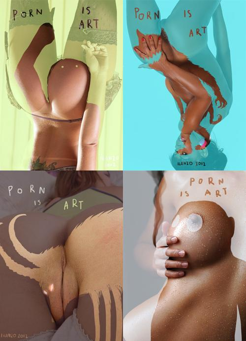 Porn Is Art