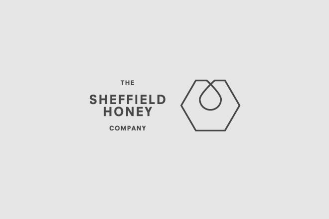 ** DEDass ** Branding ** The Sheffield Honey Company **