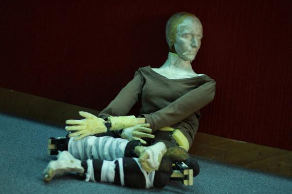 CREATION - Urban Marionnette Compagnie StultiferaNavis