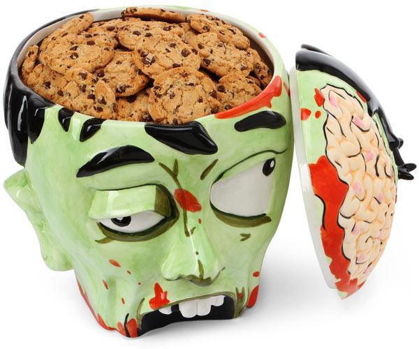 Zombie Cookie Jar Head | Fancy Crave