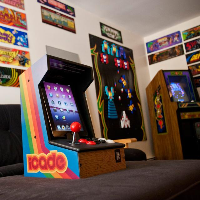 iCade Arcade Cabinet for iPad | Fancy Crave
