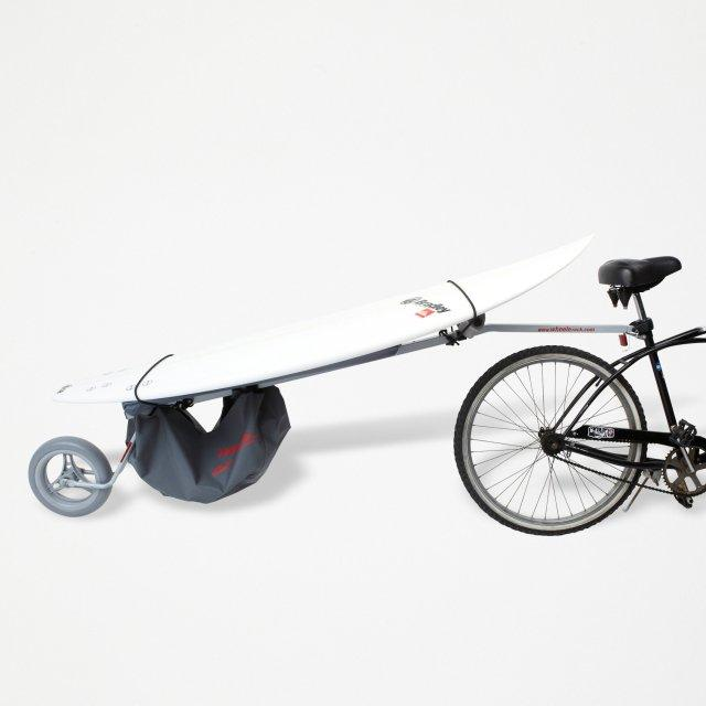 Wheele Bicycle Surfboard Carrier | Fancy Crave