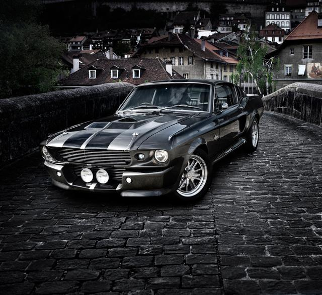 Shelby GT500 | Fancy Crave