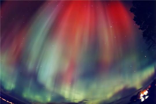 Gilles Boutin : 12 photos d'aurores boréales