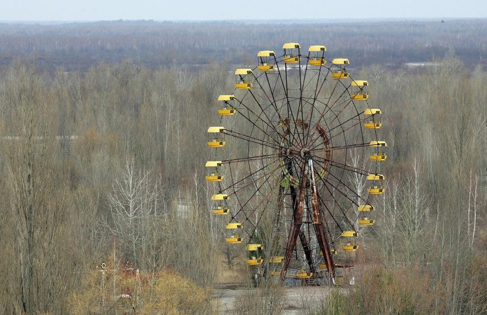 26 April, 26 Years Ago...26 Photographs of Chernobyl