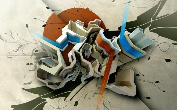abstract,digital art abstract digital art 3d explosion colors 1920x1200 wallpaper – 3D Wallpapers – Free Desktop Wallpapers