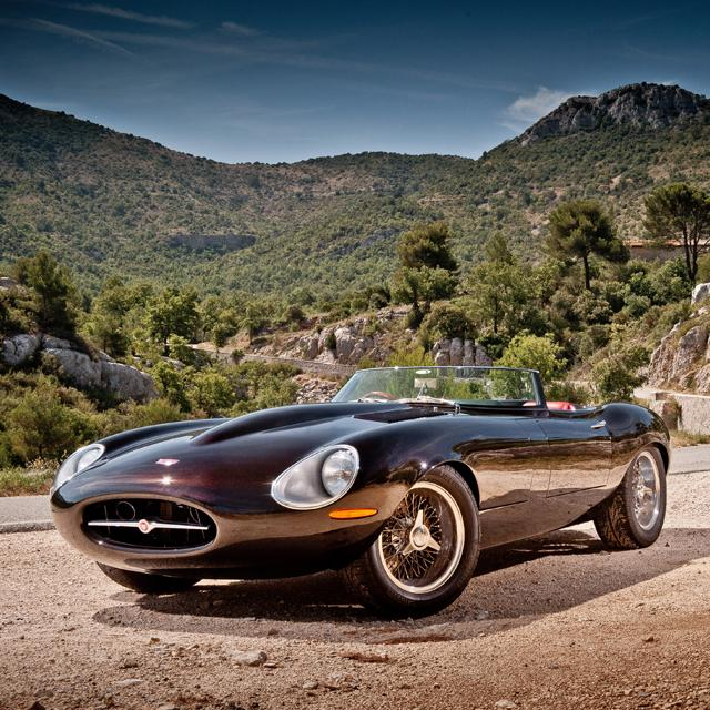 Jaguar E-Type Eagle Speedster | Fancy Crave