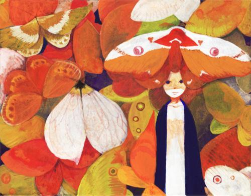 Inspiring illustration   Gracra