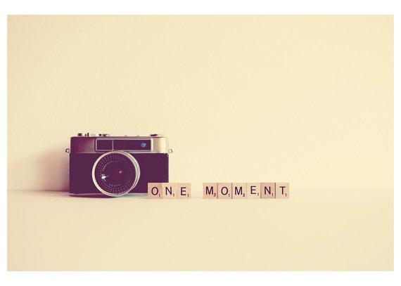 vintage camera photo print whimsical fine art by oohprettyshiny