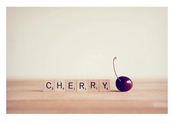 fruit berry photo print whimsical fine art by oohprettyshiny